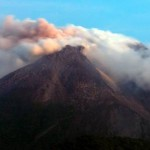 Vulcano Merapi