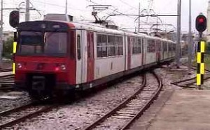 Treni della Circumvesuviana