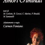 locandina Amori Criminali san giorgio copia