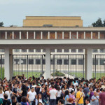 UNIVERSITA': FOLLA E DISAGI PER TEST PARAMEDICI A NAPOLI