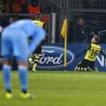 Blaszczykowski gioisce dopo il 2-0