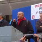 Giovanni Sannino , Segretario regionale Fillea - Cgil