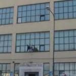 Scuola vandalizzata a apoggioreale