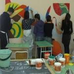 Gli studenti in Campania puliscono le scuole 3