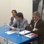 (da sinistra) Piero Bernocchi, Attilio Iannuzzo, Giuseppe Graziani