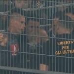 Hamsik coi tifosi del Napoli