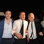 Matteo Renzi a Napoli