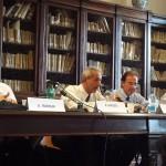 (da sinistra) U. Ranieri, A. Mazzei, A. Rughetti, A. Romano