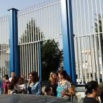 Allarme nella scuola media di Napoli, Ada Negri