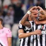 Juve - Palermo - 2-0