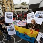 Manifestazione contro Bce