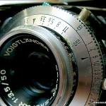 Macchina fotografica, obiettivo