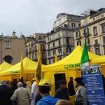 Coldiretti in Piazza Dante