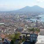 città metropolitana, Napoli dall'alto