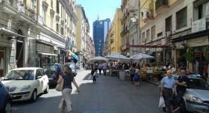 mercato via ferrara