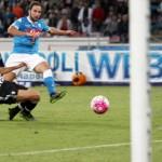 Napoli Juve, 2,1