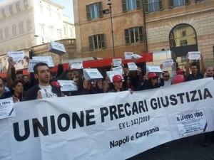 Foto precari Giustizia