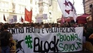 Manifestazione a Napoli