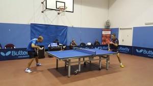 Prosperini_vs_Talocco - Ping pong