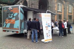 visita gratuita Prosud, prostata, Piazza Dante