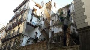 Crollo Palazzina S. Arcangelo a Baiano