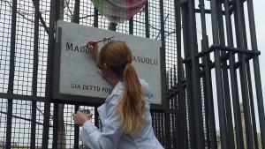 Maddalena Cerasuolo, partigiana