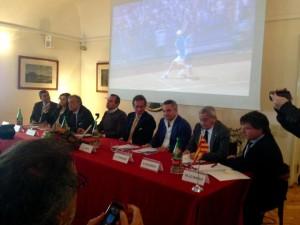 Capri Watch Cup 2016, Conferenza stampa