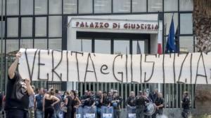 Manifestazione Davide Bifulco