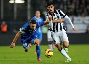 Juventus Empoli 1-0