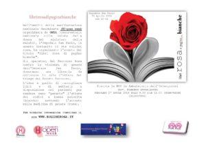 libri rosa di pagine bianche