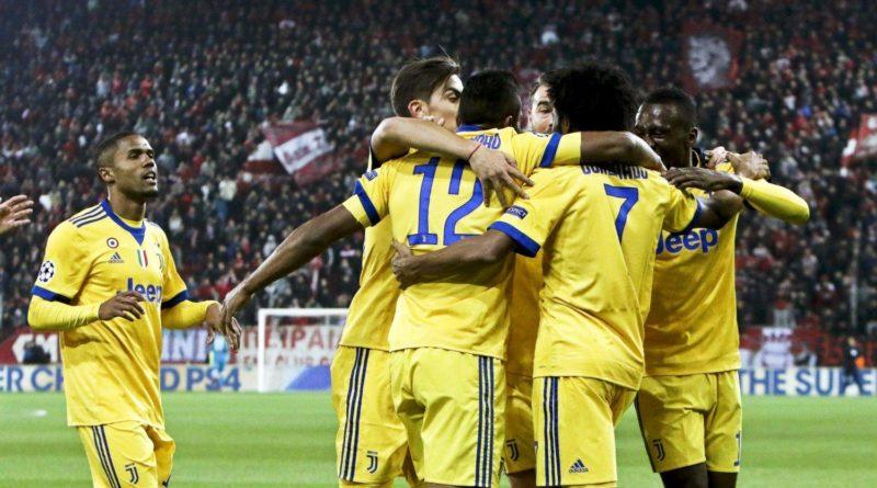 Cuadrado apre, Bernardeschi chiude: Juve agli ottavi di Champions