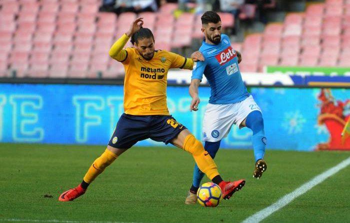 Napoli e Juventus è sempre più sfida a due in Serie A
