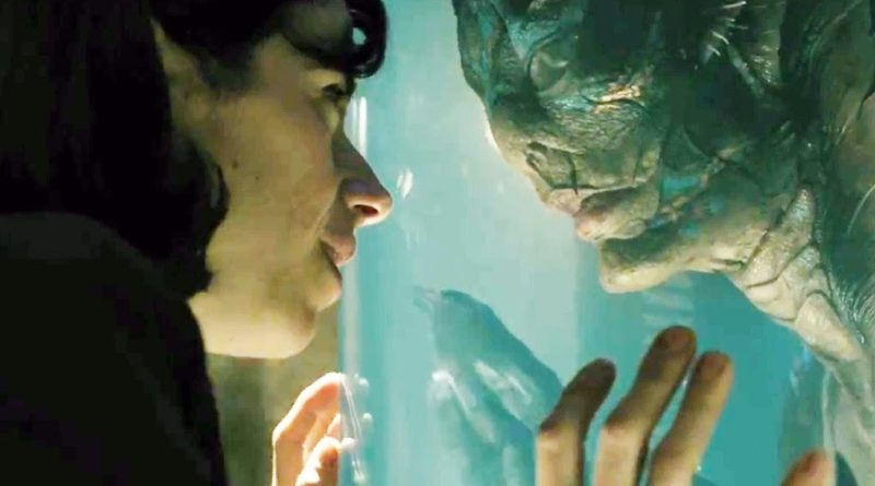 Shape Of Water, l'ultimo lavoro di Del Toro