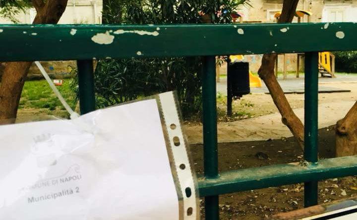 Chiuso il parco giochi a Santa Chiara per «presenza topi», «Interventi preventivi non efficaci»