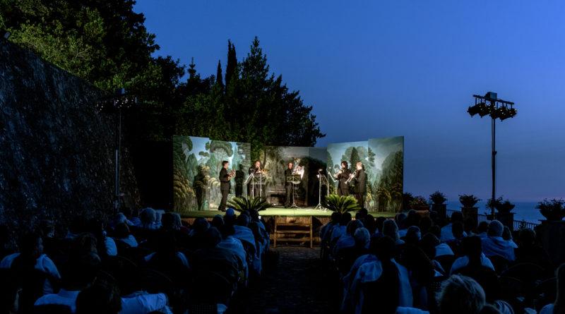 Kristina Kappelin inaugura la nuova stagione  di Villa San Michele